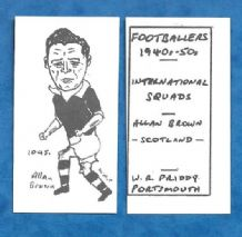 Scotland Allan Brown 1045